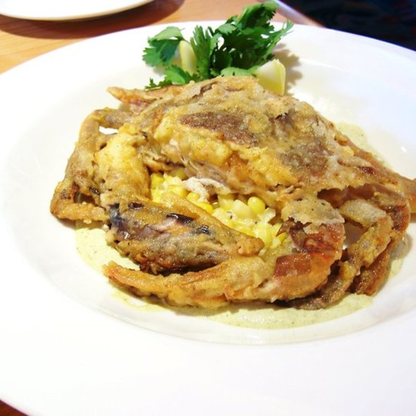 Soft Shell Crab @ Branmor's American Grill