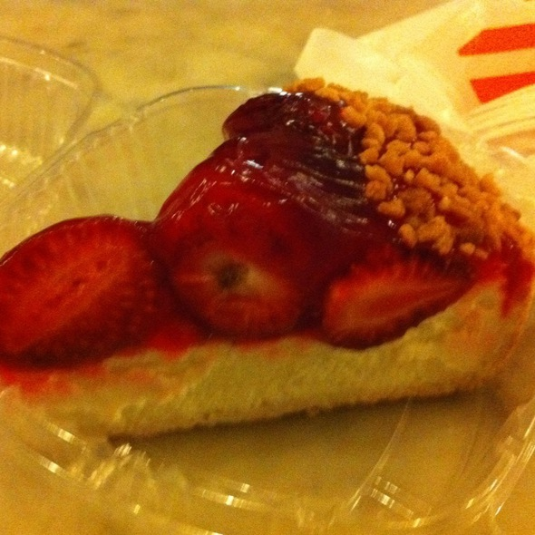 Cheesecake @ Juniors