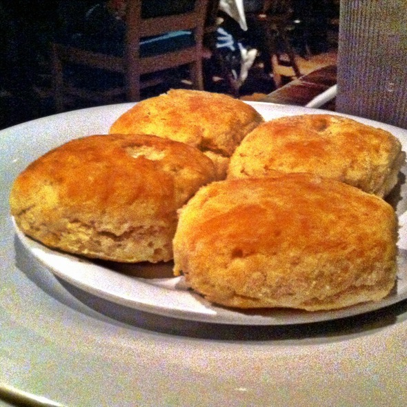 Homemade Biscuits @ Babe's Chicken Dinner House