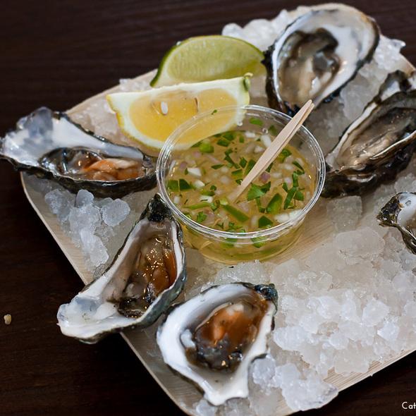 Oysters @ Hog Island Oysters