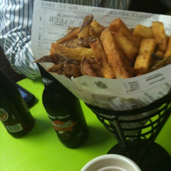 French Fries @ Sketch