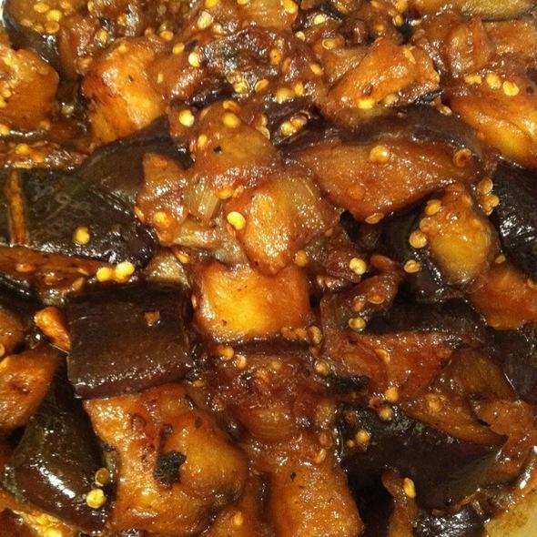 Sezchuan Eggplant @ My House