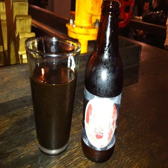 Cerveza Artesanal Jack Chocolate