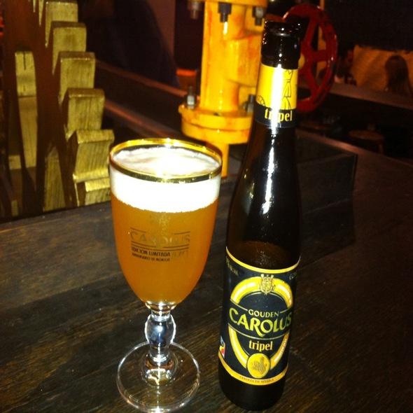 Cerveza Artesanal Carolus