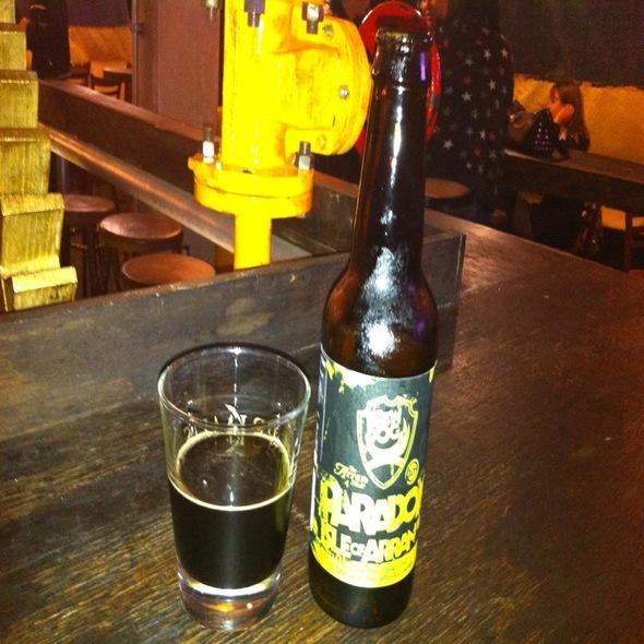 Cerveza Artesanal Paradox Isle Of Arran
