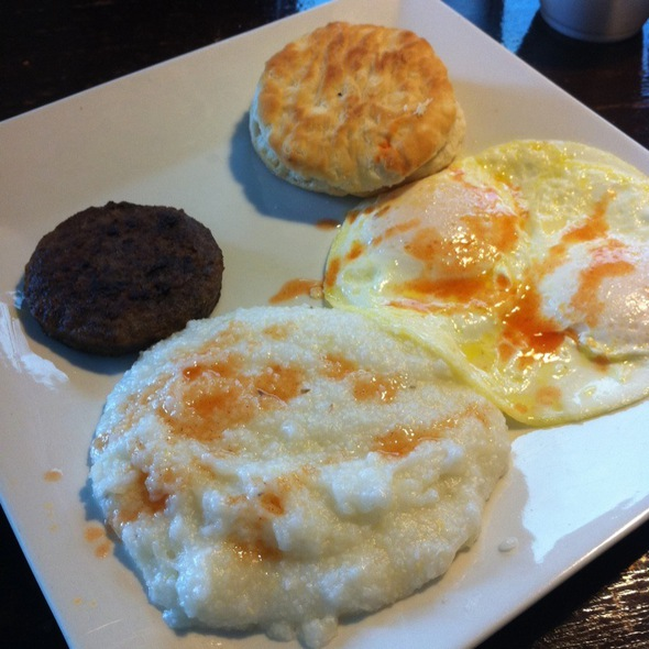 Classic Two Egg Combo @ Main Street Grill & Rotisserie