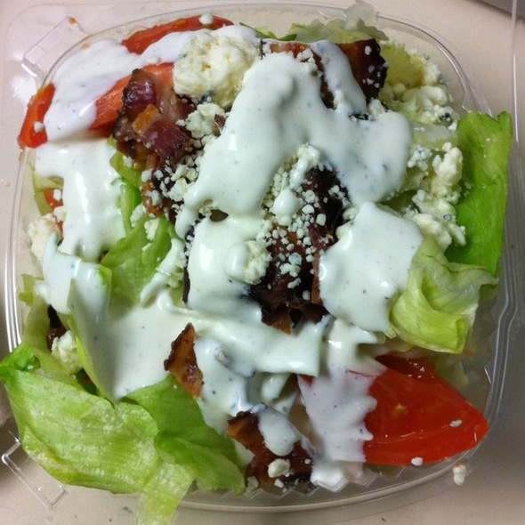 BLT Salad at PW Pizza