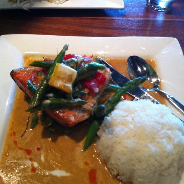 Sockeye Salmon @ Red Onion Thai Cuisine