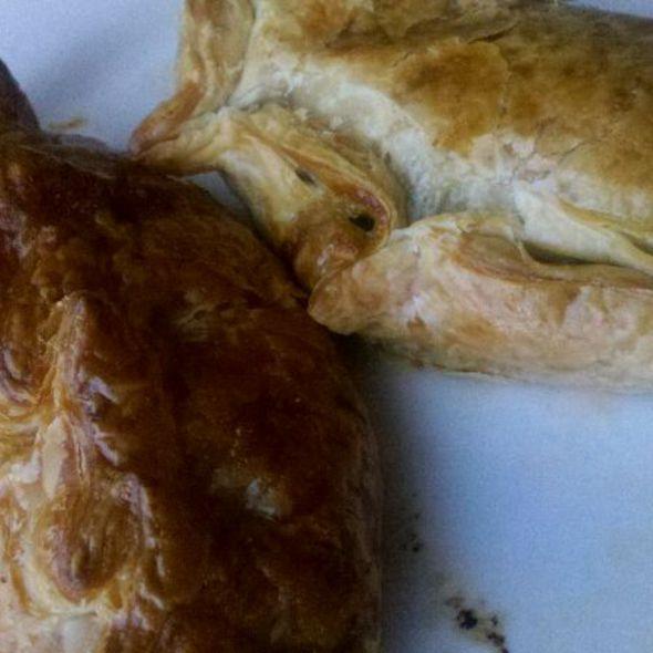 Empanadas Carne Suave @ Buenos Aires Cafe II