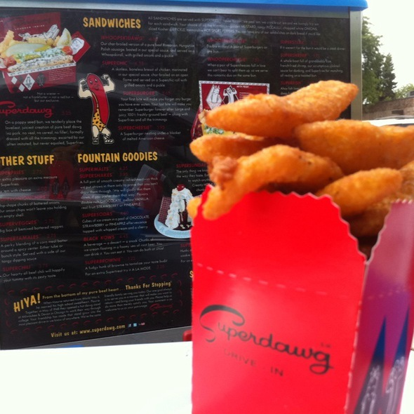 Superonionchips @ Superdawg Drive-In