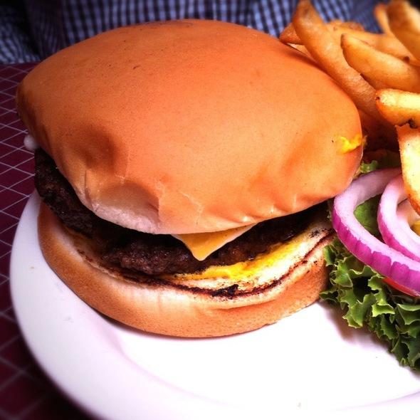The Burger @ Angry Dog