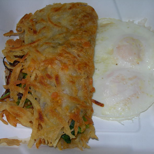 Breakfast Sandwich @ Art's Cafe