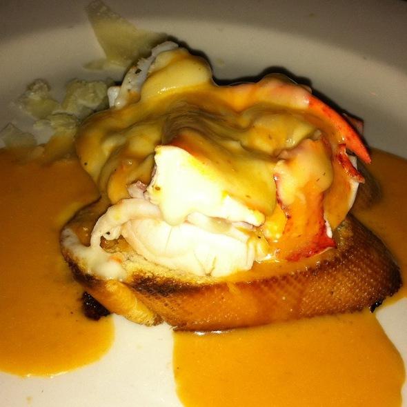 Lobster Bruschetta - Rabia's, Boston, MA