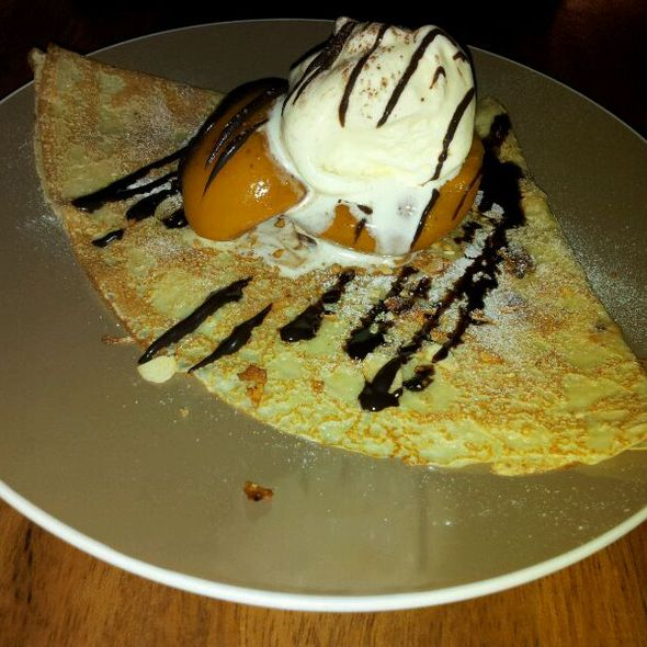 Abigail Crepes @ Kitchenette Plaza Indonesia