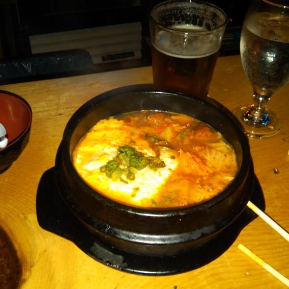 Spicy negimaki