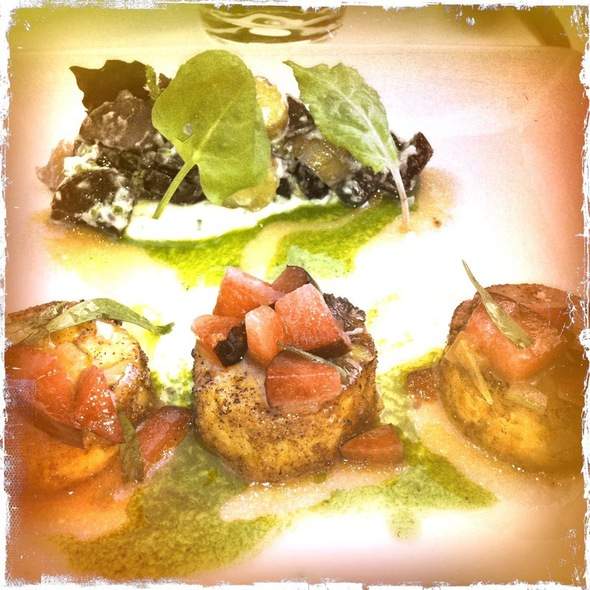 Land Scallops @ Mineral