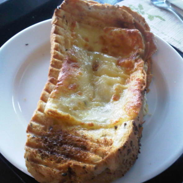 Ham and Four Cheese @ Starbucks Coffee