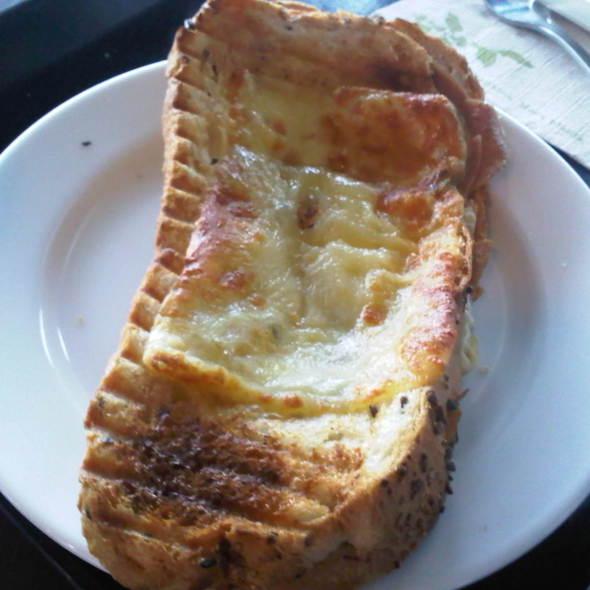 Ham and Four Cheese @ Starbucks Coffee