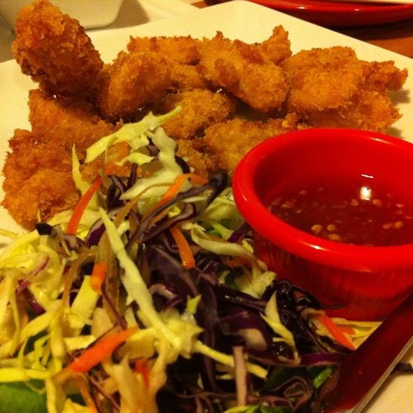 ไก่ชุบแป้งทอด @ I-Kitchen