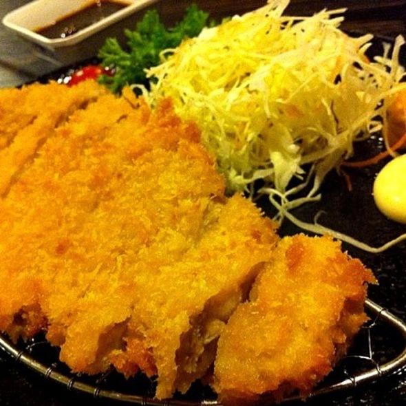 tonkatsu @ Torajiro