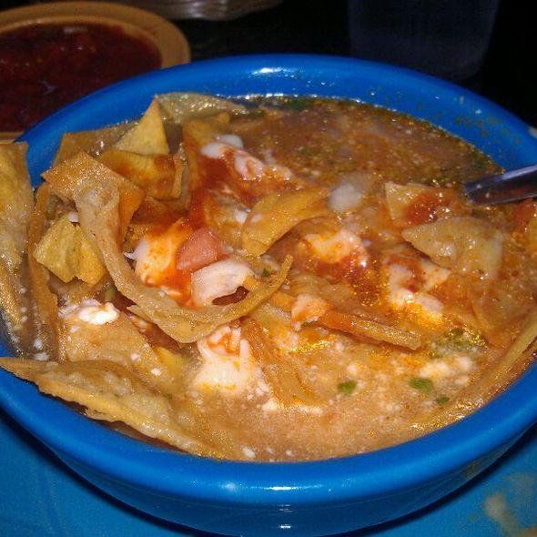 Sopa De Tortilla @ La Cocina