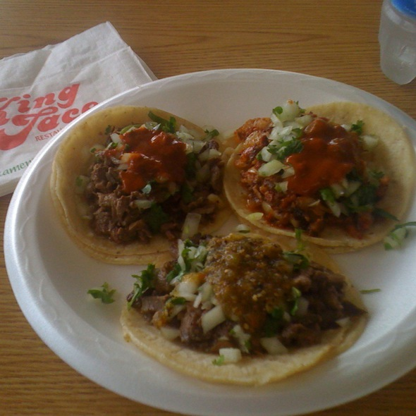 Tacos @ King Taco Restaurants Inc