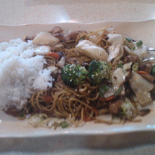 Yakisoba @ Pho Tai Vietnamese Restaurant