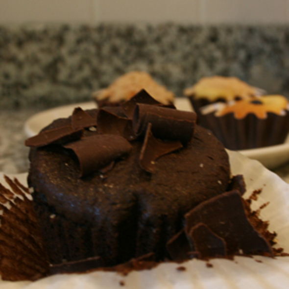 Dark Chocolate Muffin