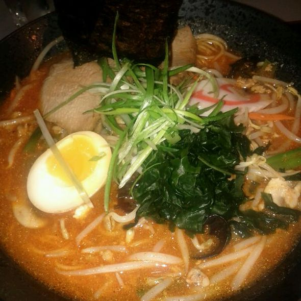King Of Kings Ramen @ Kenzo Ramen Of Canada