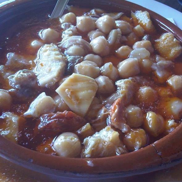 Callos @ Restaurante Mesón O Candil