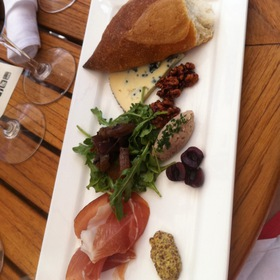 Charcuterie & Red Wine Pairing - St. Francis Winery & Vineyards