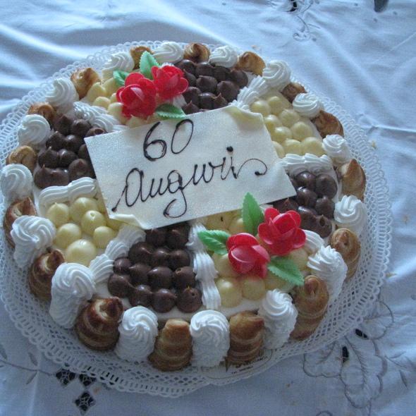 Torta Crema e Cioccolato @ Vigano' F.lli S.n.c.