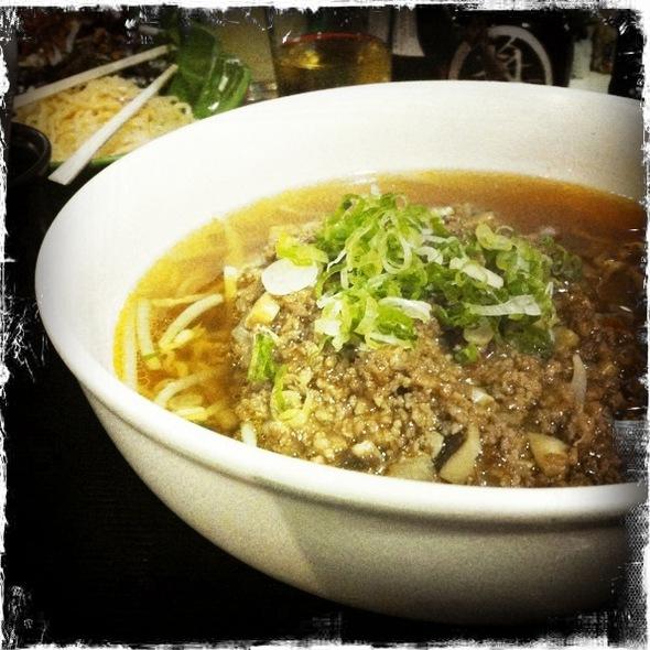 Jer-jer Ramen @ Joy Mart Restaurant, Sushi & Sake Bar
