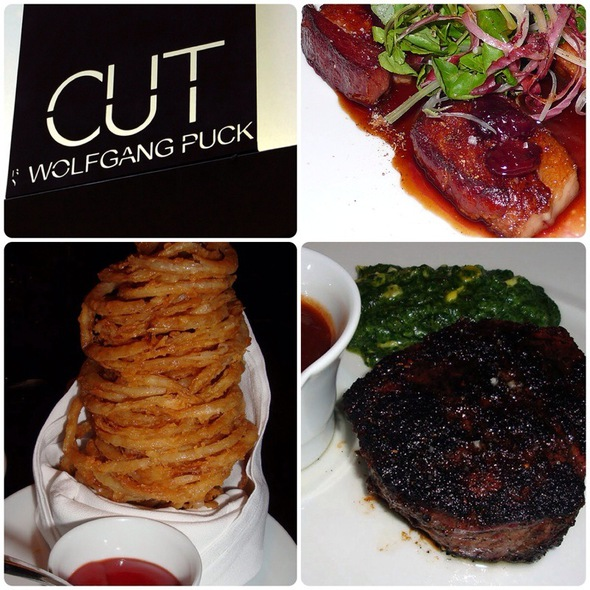 Kobe Style Filet Mignon @ CUT