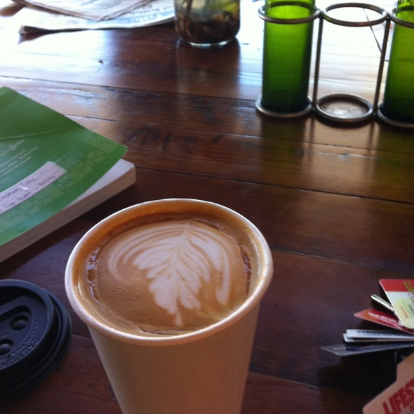Bbc Carmello @ Buddy Brew Coffee