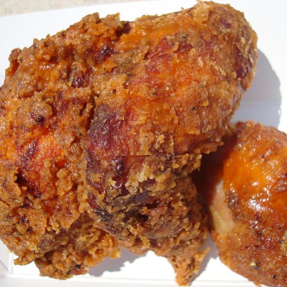 buttermilk fried chicken @ Stockyards Ltd The