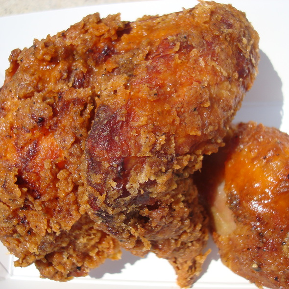 buttermilk fried chicken @ Stockyards Ltd The