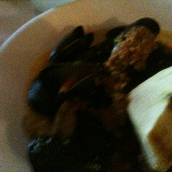 Mussels Amd Clams