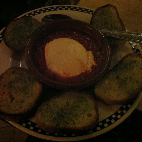 Queso De Cabra Blanco @ Cafe Iberico - Tapas Bar