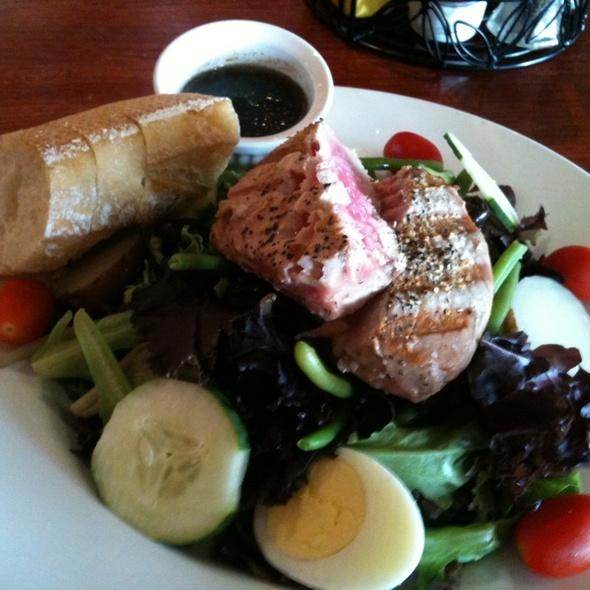 Salad Nicoise - Patrick's Bakery Cafe, Richfield, MN