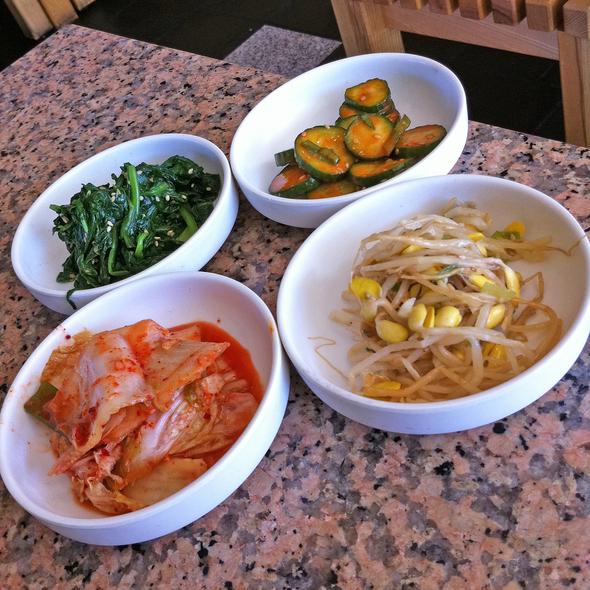 Banchan - Stone Korean Kitchen, San Francisco, CA