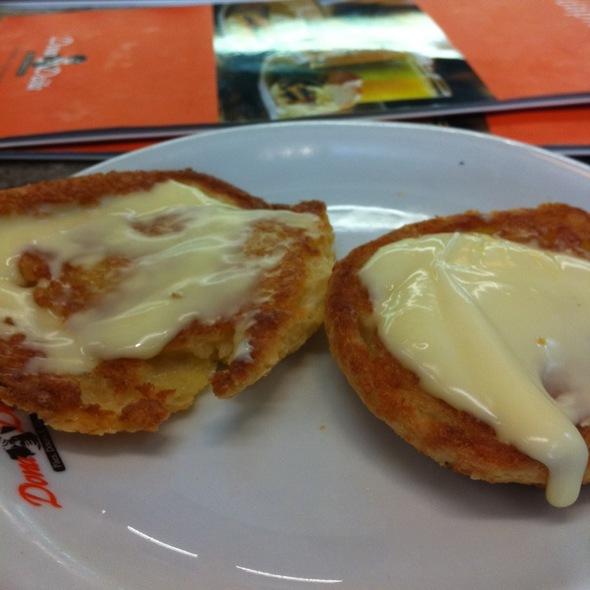 Pao De Queijo (cheese Bread) @ Dona Deola - Higienopolis