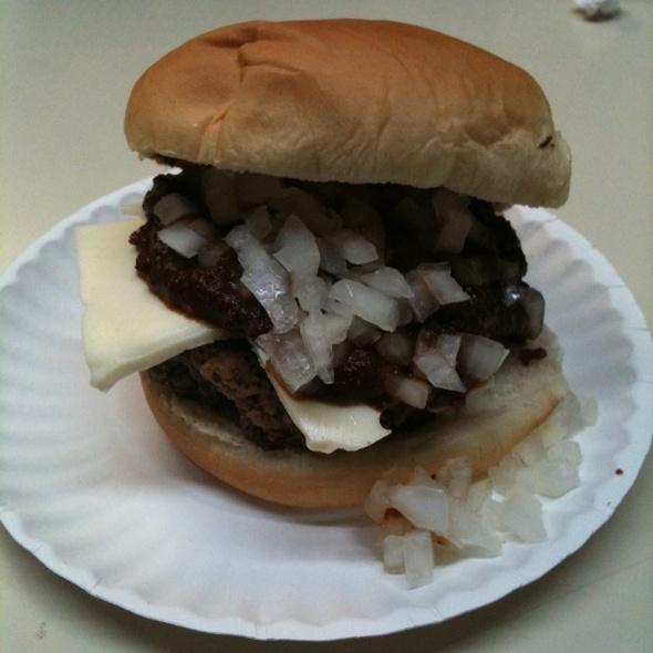 Screamer Burger @ Tony's Lunch Box
