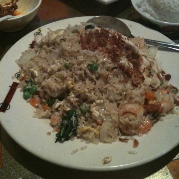 Basil Fried Rice @ Penang Malaysian Cuisine