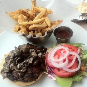 Triple Aaa Burger