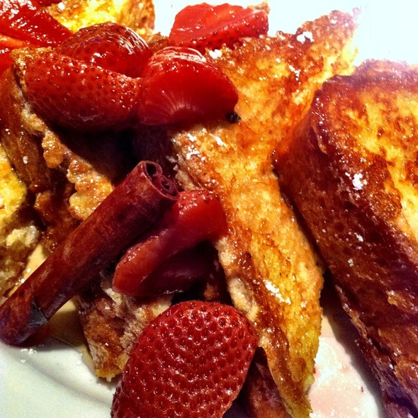 French Toast @ The National