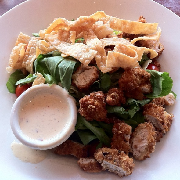 Chipotle Chicken Salad - Not Your Average Joe's Medford, Medford, MA