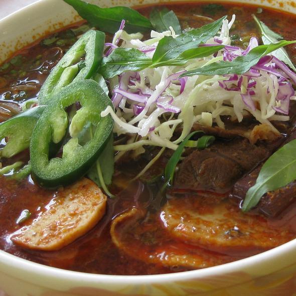 bun bo hue @ Kim Huong Vietnamese Cuisine