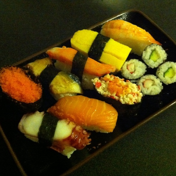 Assorted Sushi @ Fairprice Xtra