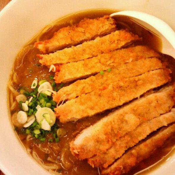 Curry Katsu Ramen @ San Yu San Ramen